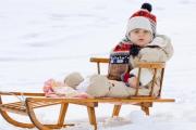 Temperature ispod 0°C nisu za novorođenčad