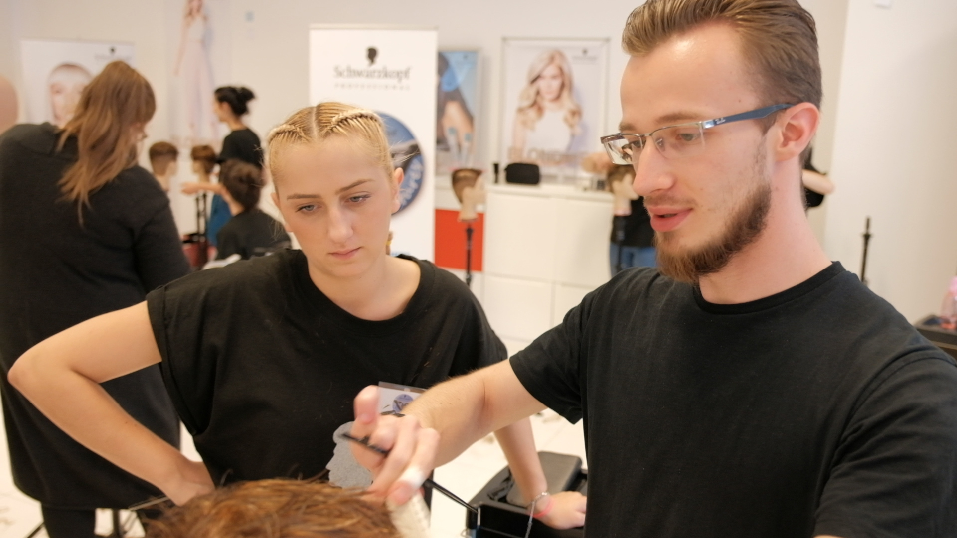 Schwarzkopf Professional Shaping Futures 5