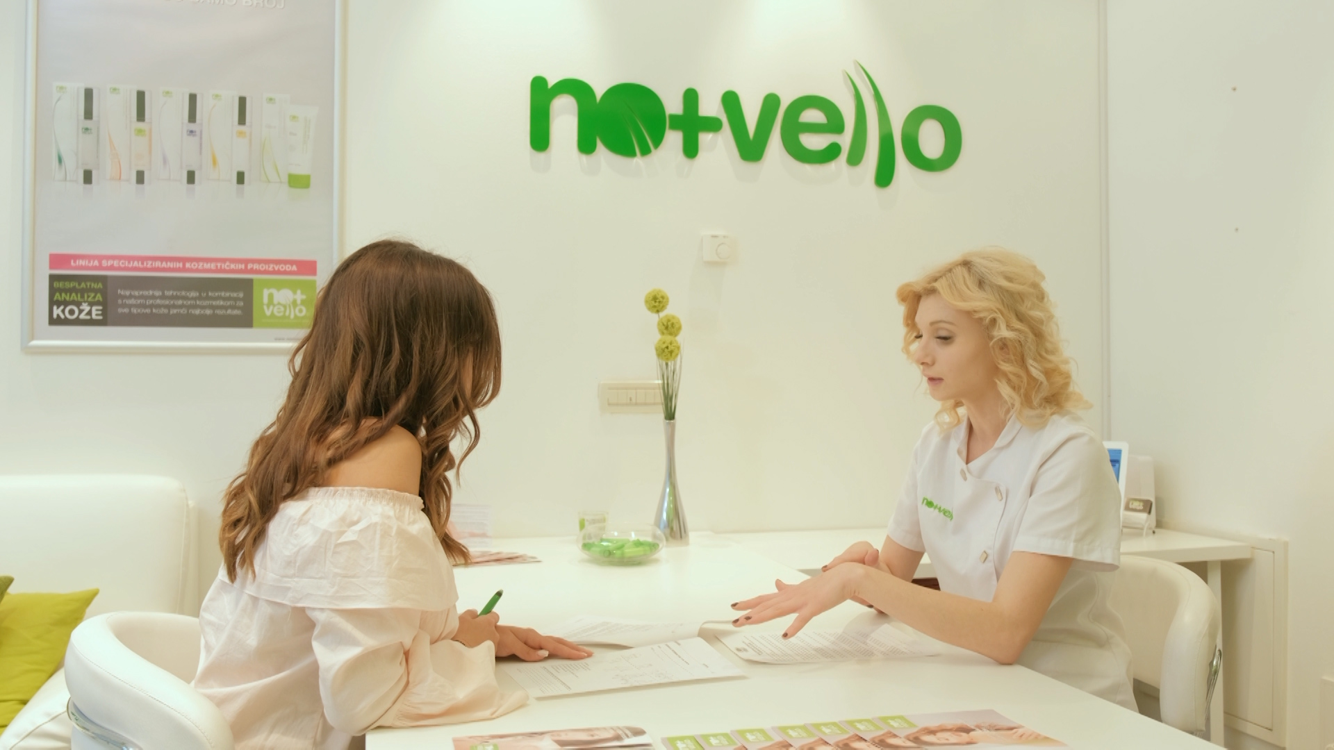 Novello LED tretmani 1