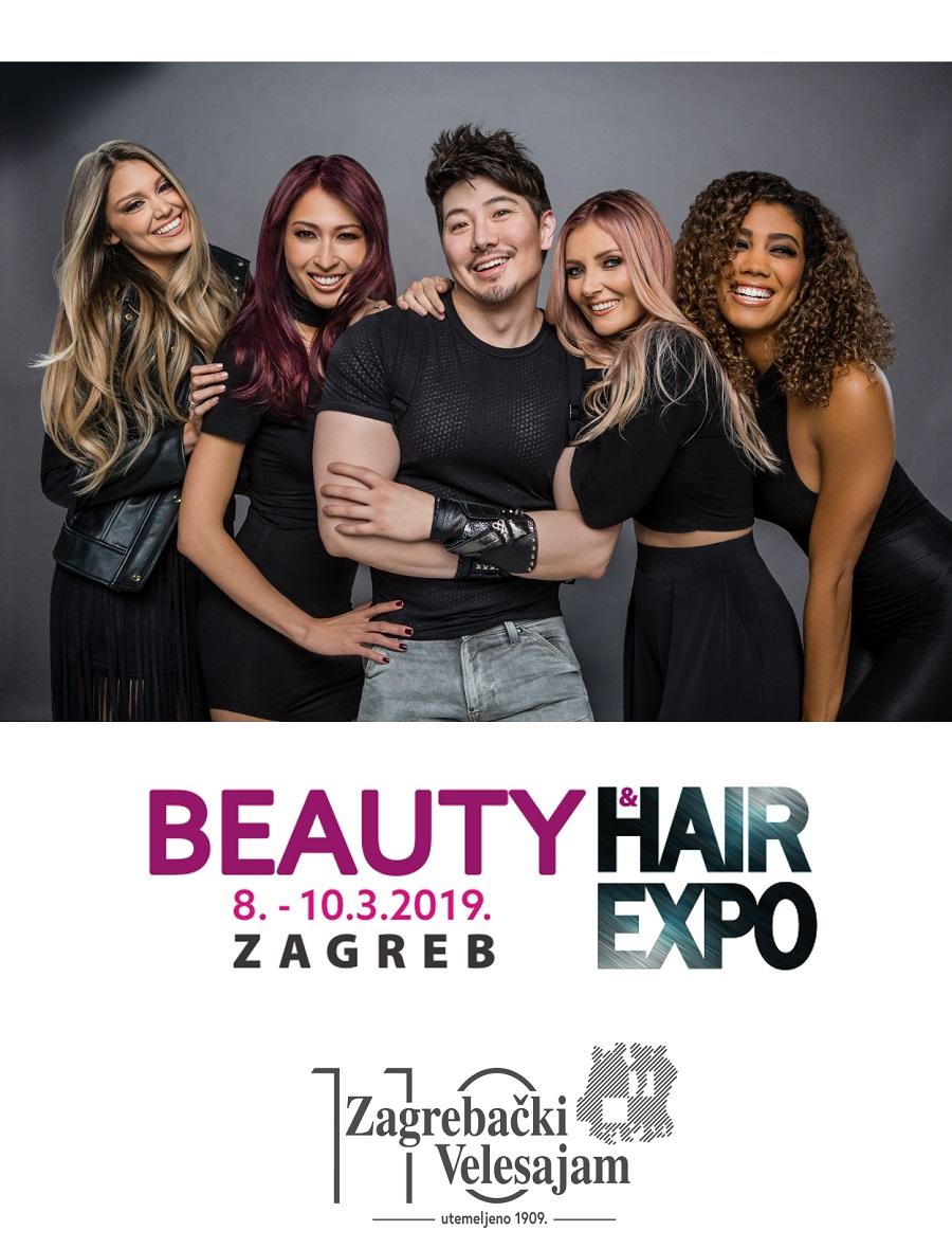 Dani ljepote - Beauty & Hair Expo 2019.